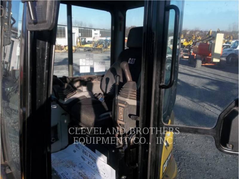 CATERPILLAR PELLES SUR CHAINES 303.5ECR T equipment  photo 5