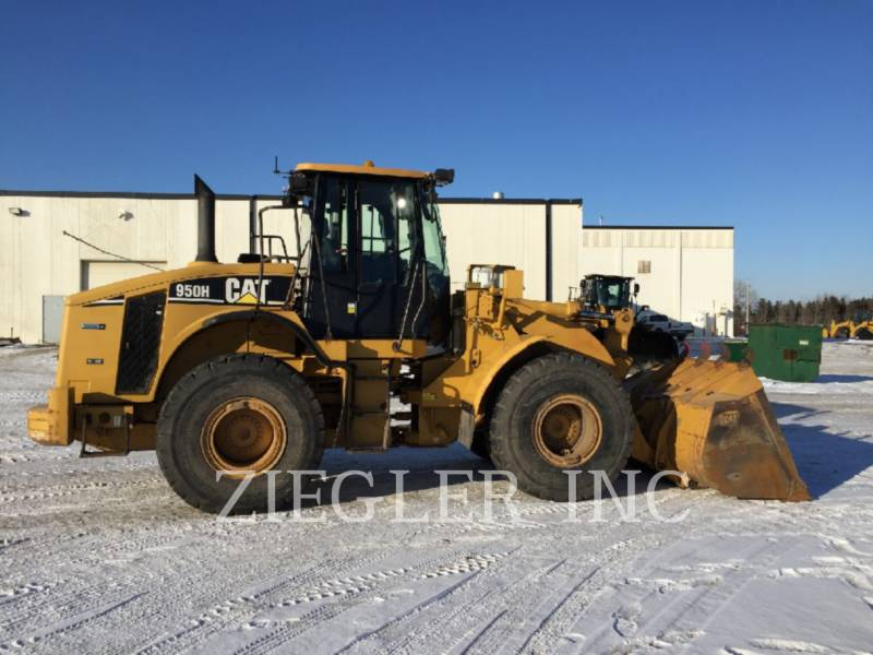 CATERPILLAR WHEEL LOADERS/INTEGRATED TOOLCARRIERS 950HSW equipment  photo 7