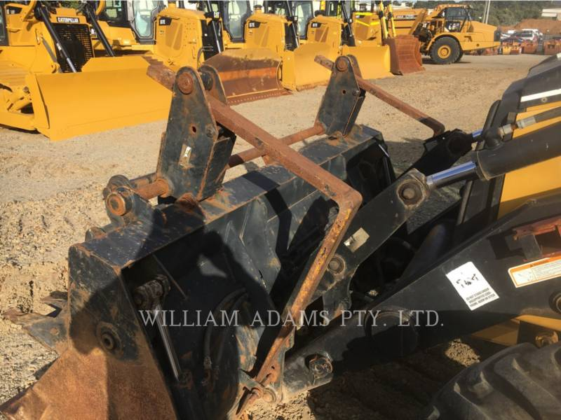 CATERPILLAR CHARGEUSES-PELLETEUSES 432 D equipment  photo 12