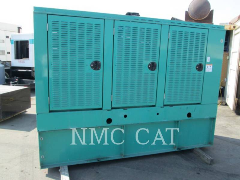 CUMMINS STATIONARY GENERATOR SETS DGEA equipment  photo 4