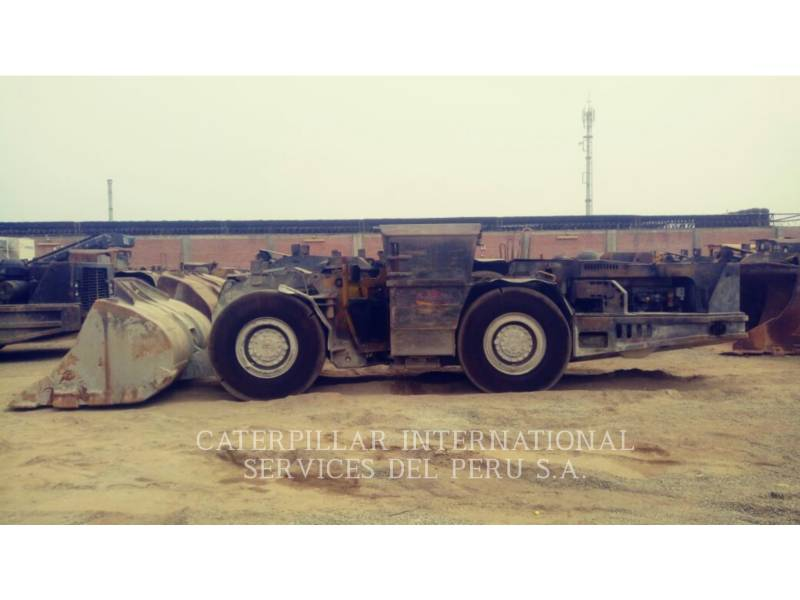 CATERPILLAR UNDERGROUND MINING LOADER R1300G equipment  photo 8
