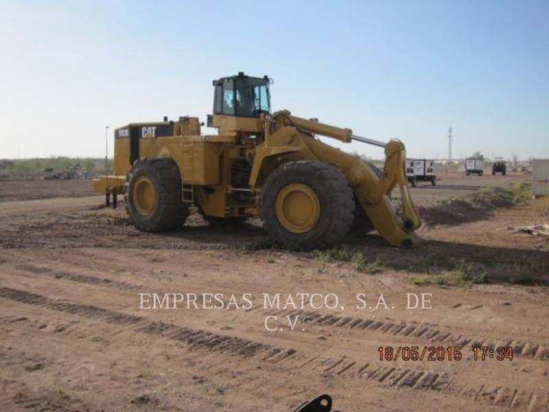 CATERPILLAR MINING WHEEL LOADER 992G equipment  photo 3