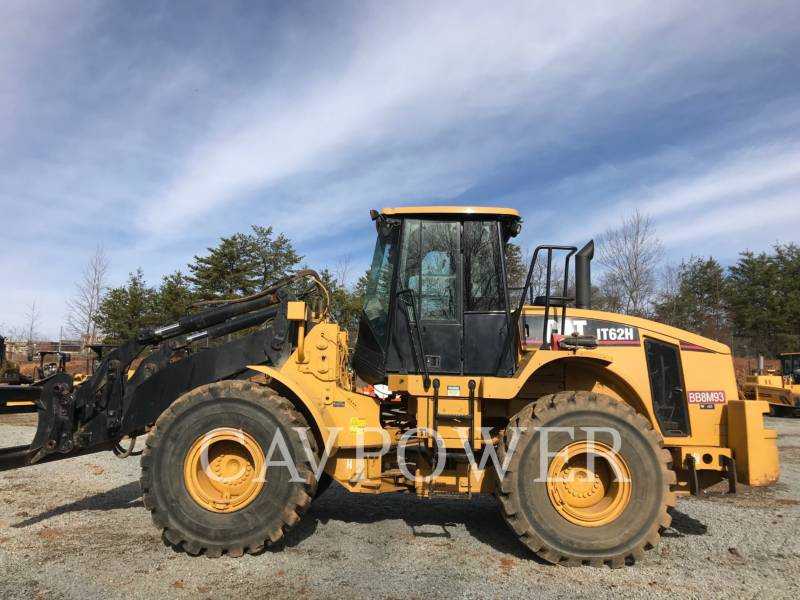 CATERPILLAR WHEEL LOADERS/INTEGRATED TOOLCARRIERS IT62H equipment  photo 1
