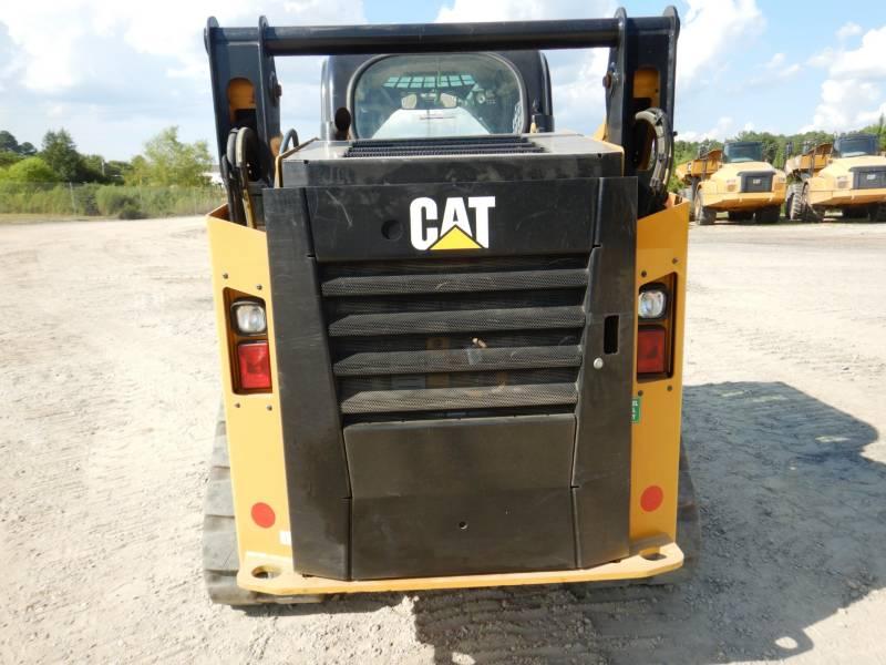 CATERPILLAR DELTALADER 259 D equipment  photo 3