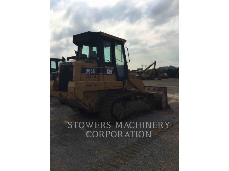 CATERPILLAR TRACK LOADERS 963C equipment  photo 6