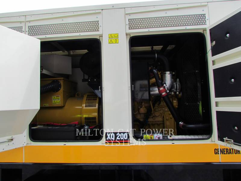 CATERPILLAR ポータブル発電装置 (OBS) XQ200T4I equipment  photo 2