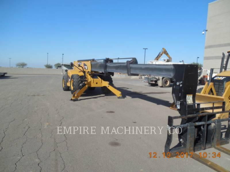 CATERPILLAR MANIPULADOR TELESCÓPICO TL1255D equipment  photo 1