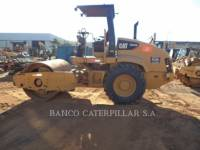 CATERPILLAR VIBRATORY SINGLE DRUM SMOOTH CS-423E equipment  photo 6