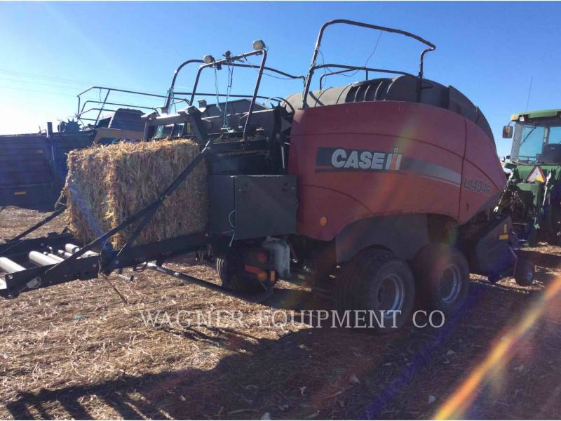 CASE AG HAY EQUIPMENT LB434R equipment  photo 3