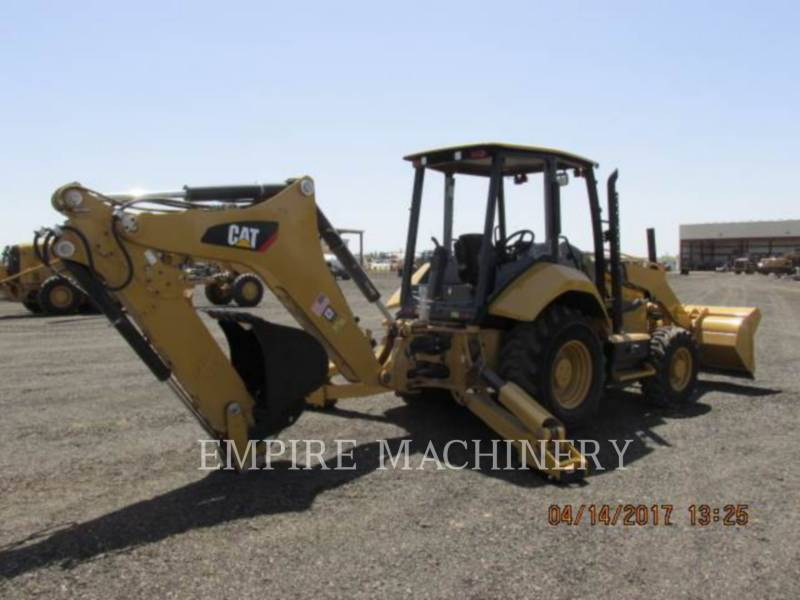 CATERPILLAR バックホーローダ 416F2ST equipment  photo 2