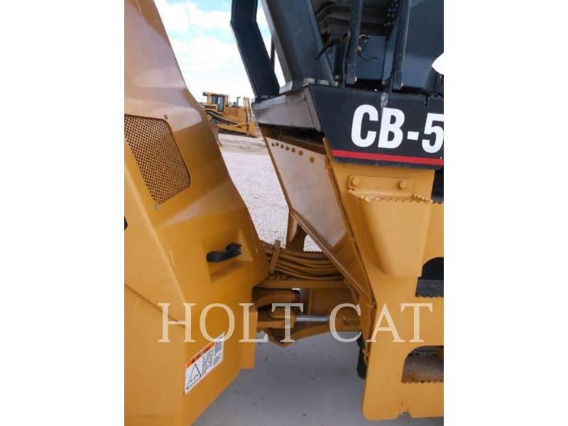 CATERPILLAR COMPACTEURS TANDEMS VIBRANTS CB-564D equipment  photo 7