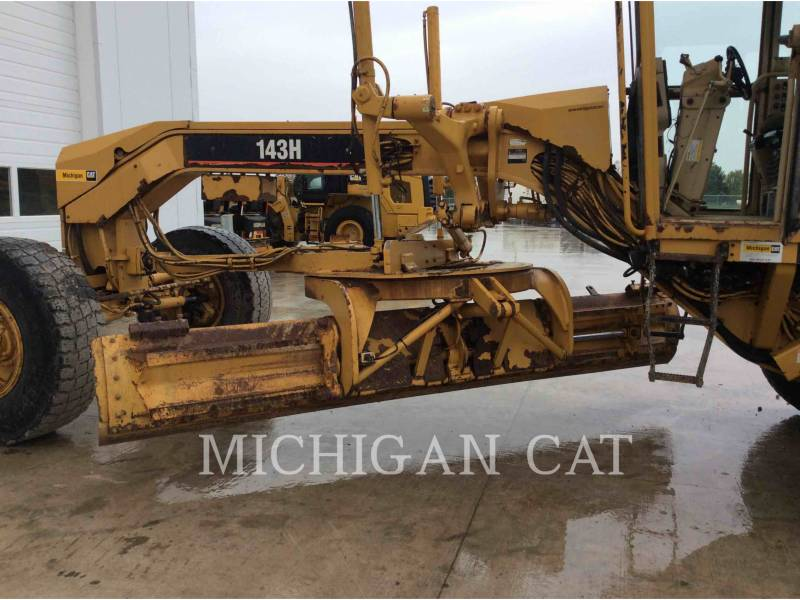 CATERPILLAR MOTOR GRADERS 143H equipment  photo 11