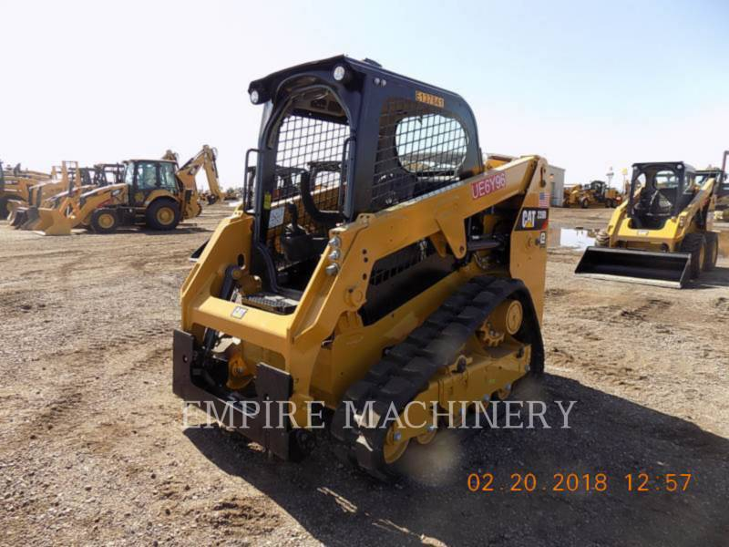 CATERPILLAR 多様地形対応ローダ 239D equipment  photo 4