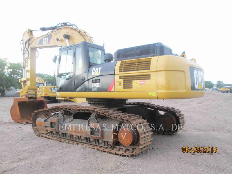 CATERPILLAR TRACK EXCAVATORS 340D2L equipment  photo 6