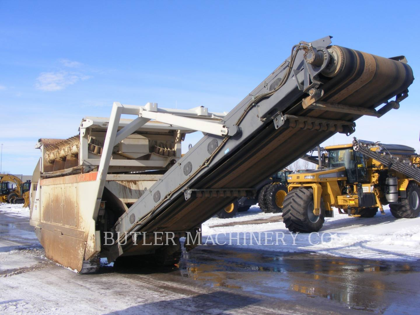 Detail photo of 2008 Metso ST171 from Construction Equipment Guide