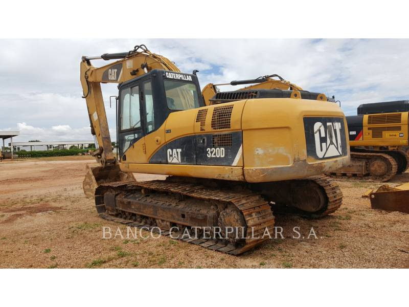 CATERPILLAR TRACK EXCAVATORS 320DL equipment  photo 5