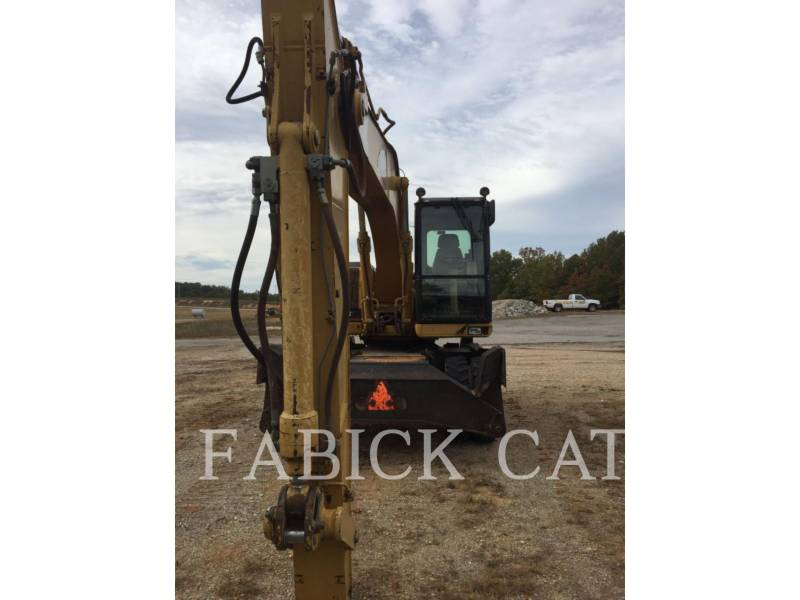 CATERPILLAR EXCAVADORAS DE RUEDAS M315 equipment  photo 2