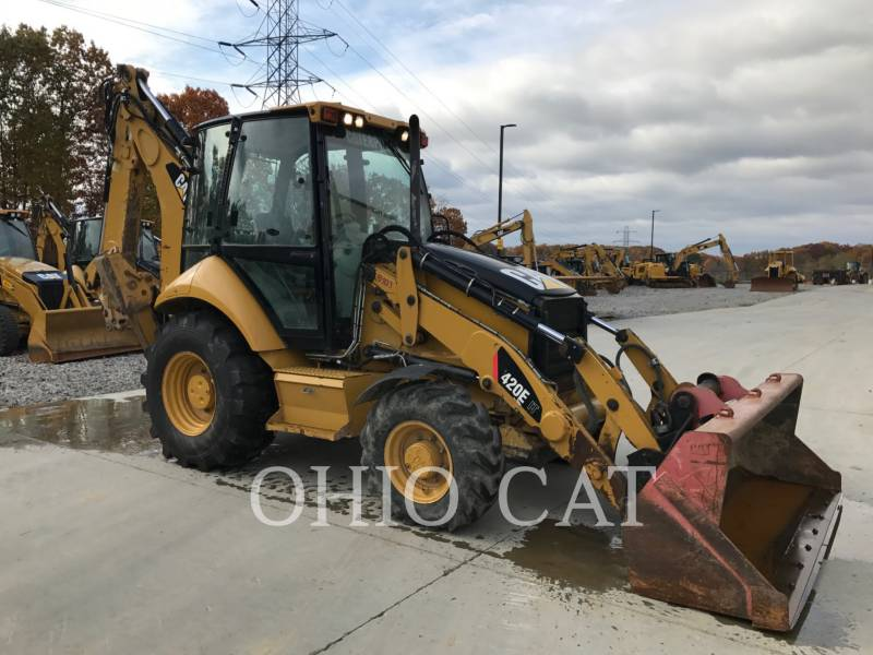 CATERPILLAR RETROEXCAVADORAS CARGADORAS 420EIT equipment  photo 6