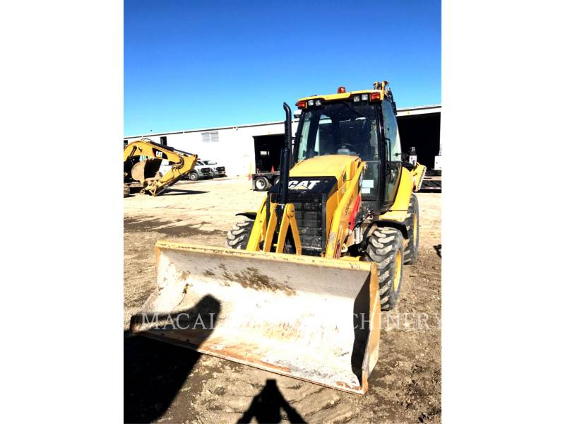 CATERPILLAR CHARGEUSES-PELLETEUSES 420 F equipment  photo 3