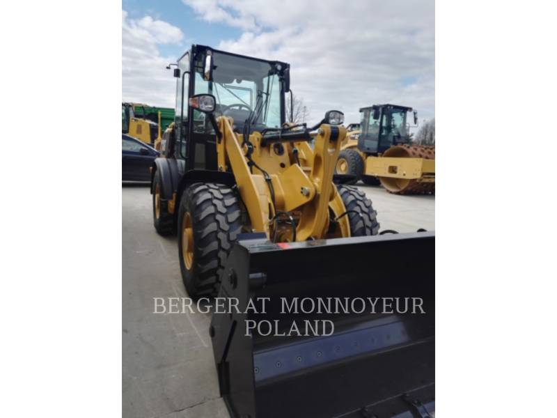 CATERPILLAR CARGADORES DE RUEDAS 906 M equipment  photo 4