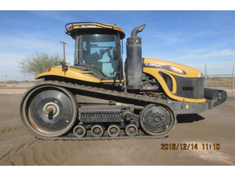 AGCO-CHALLENGER LANDWIRTSCHAFTSTRAKTOREN MT845E equipment  photo 7