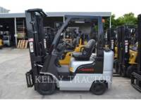 NISSAN FORKLIFTS フォークリフト CF50LP equipment  photo 3