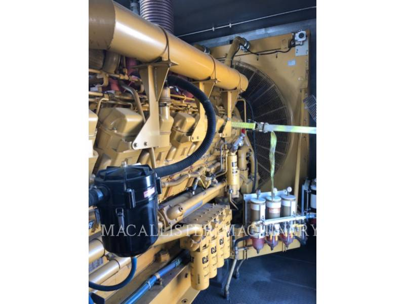 CATERPILLAR STATIONARY GENERATOR SETS 3516 equipment  photo 4