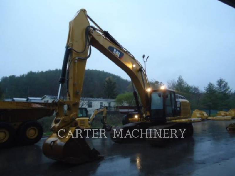 CATERPILLAR TRACK EXCAVATORS 336EL 12CF equipment  photo 3