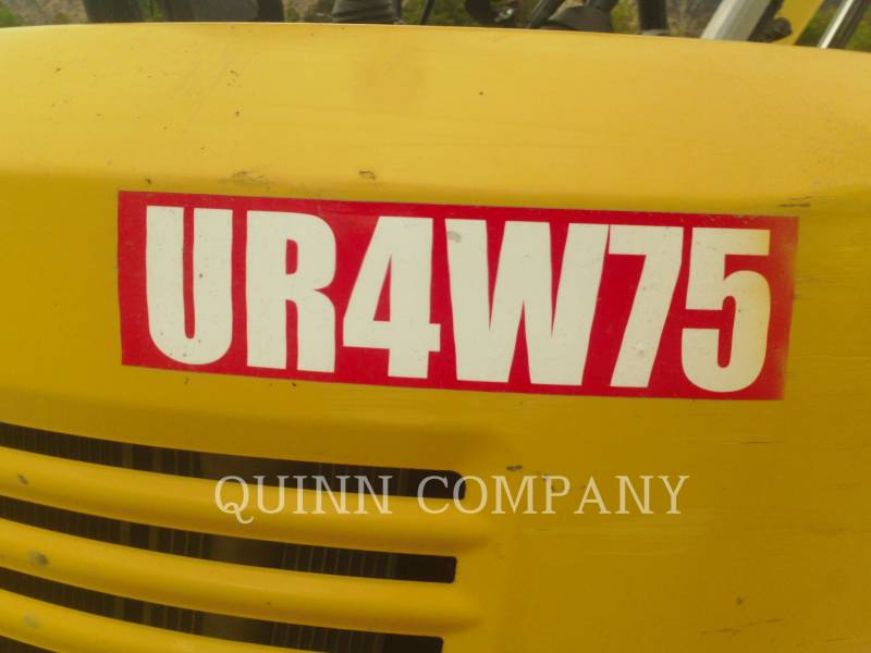 CATERPILLAR トラック油圧ショベル 305.5ECR equipment  photo 15