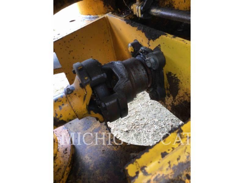 JOHN DEERE WIELLADERS/GEÏNTEGREERDE GEREEDSCHAPSDRAGERS 544C equipment  photo 24