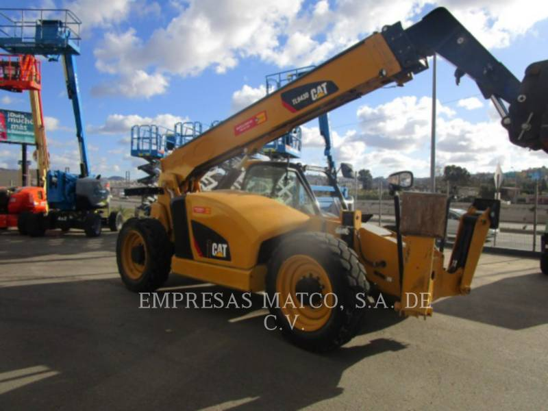 CATERPILLAR MANIPULADOR TELESCÓPICO TL943D equipment  photo 4