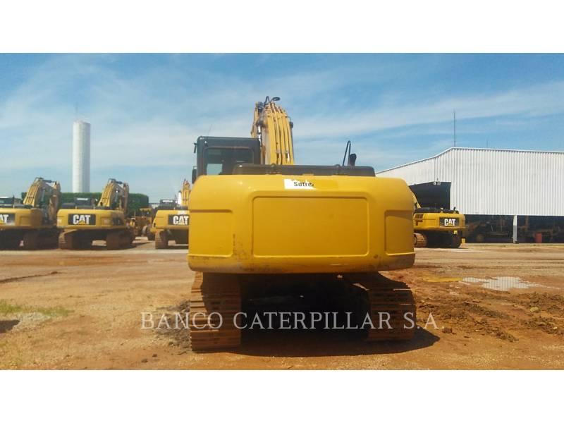 CATERPILLAR ESCAVATORI CINGOLATI 320D equipment  photo 3