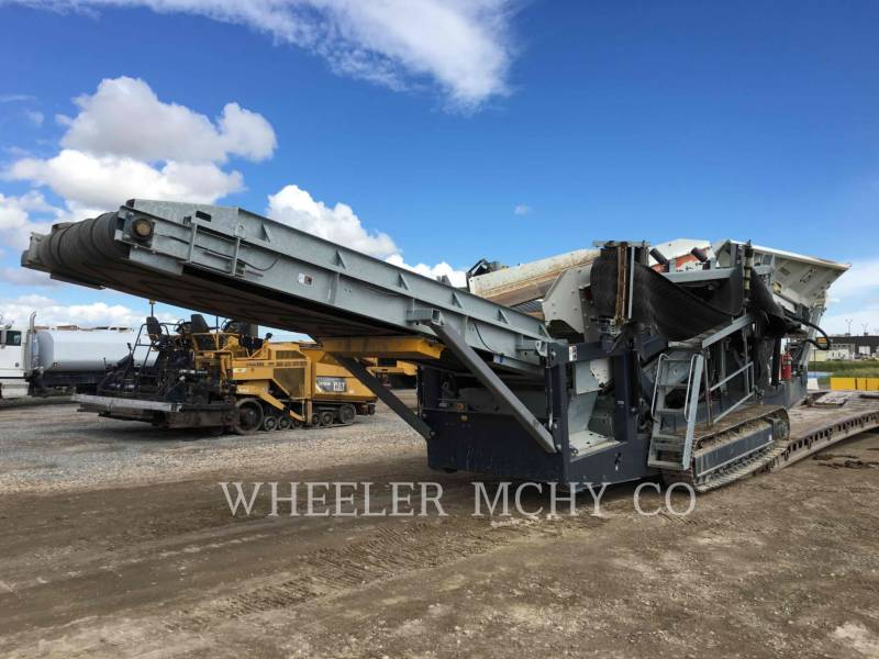 METSO CRIBLES ST2.4 SCRN equipment  photo 1