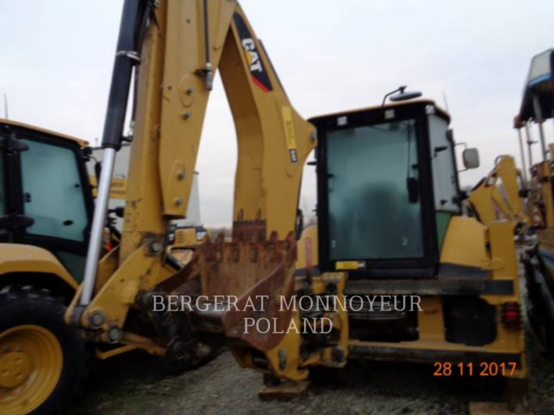 CATERPILLAR RETROEXCAVADORAS CARGADORAS 432F2 equipment  photo 7