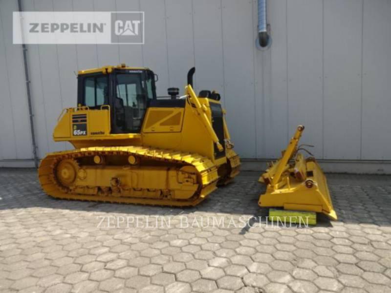 KOMATSU LTD. ブルドーザ D65PX equipment  photo 8