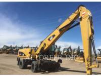CATERPILLAR PELLES SUR PNEUS M322D MH equipment  photo 3