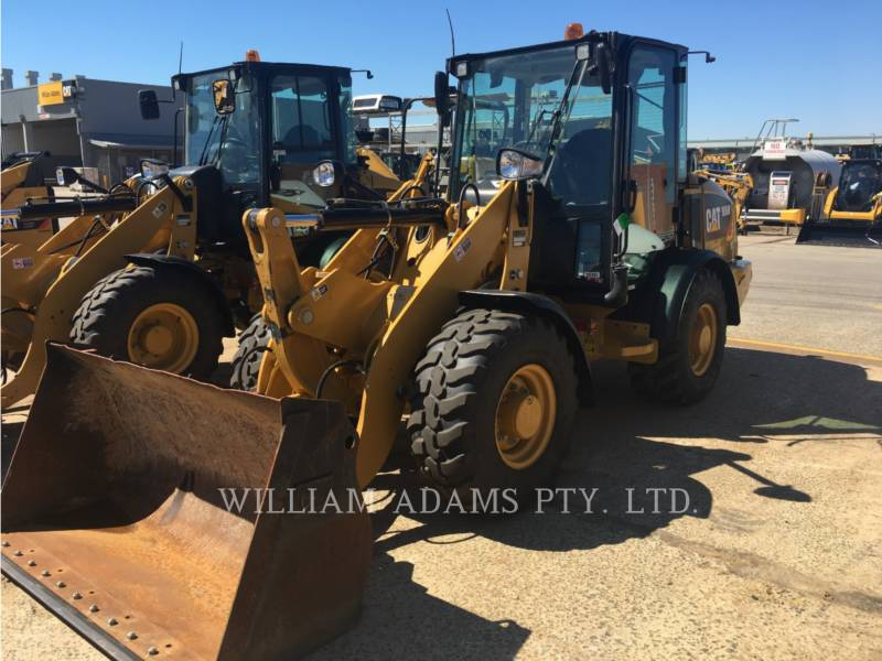 CATERPILLAR CARGADORES DE RUEDAS 906 equipment  photo 1