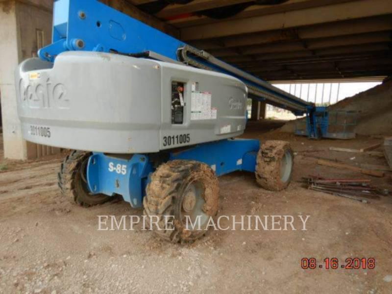 GENIE INDUSTRIES OTROS S-85 equipment  photo 1