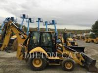 CATERPILLAR BAGGERLADER 420F IT equipment  photo 4