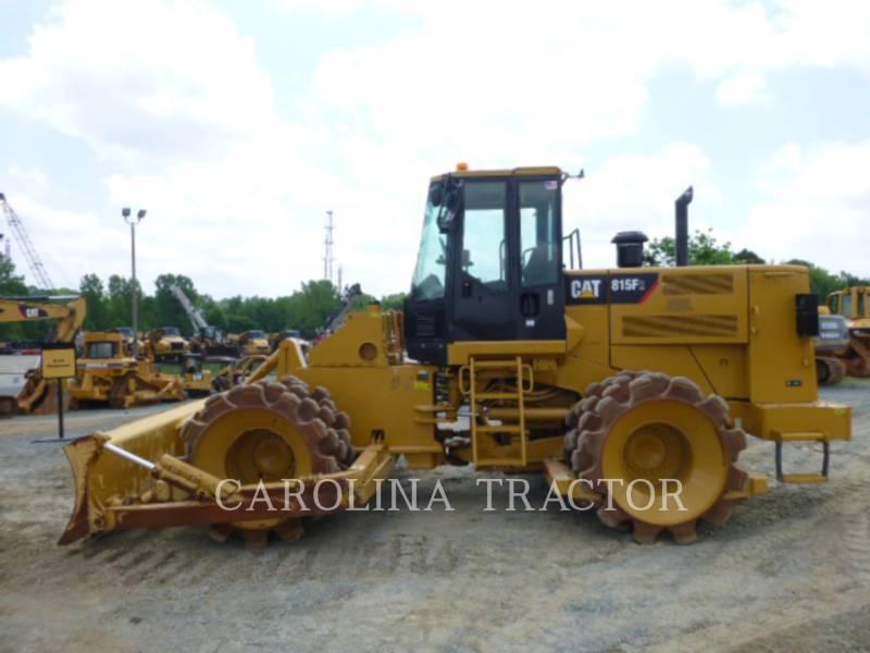 Caterpillar COMPACTOARE 815F2 equipment  photo 2