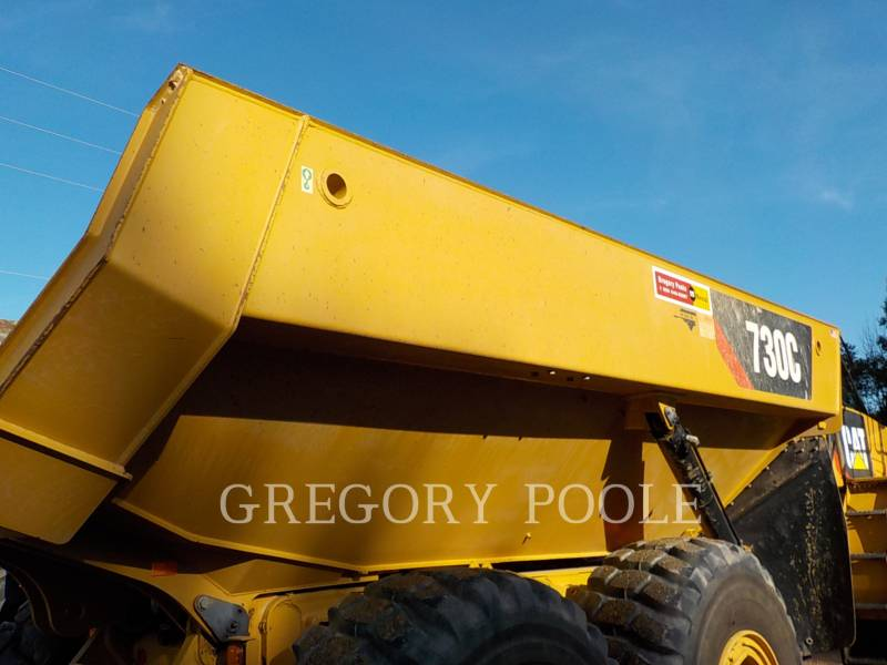 CATERPILLAR ARTICULATED TRUCKS 730C equipment  photo 10