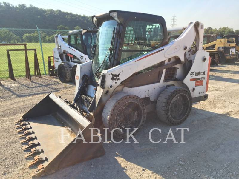 BOBCAT MINICARGADORAS S570 equipment  photo 4