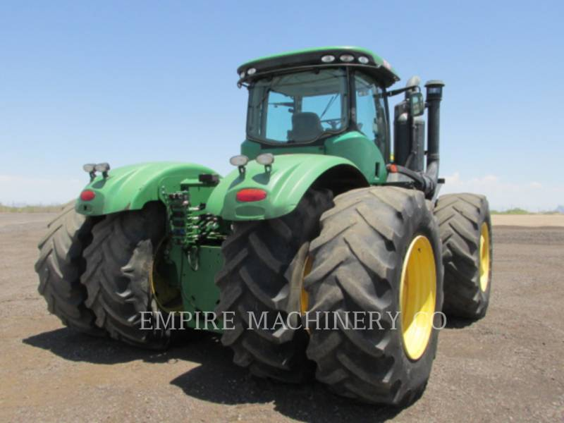 JOHN DEERE TRACTORES AGRÍCOLAS 9560R equipment  photo 4
