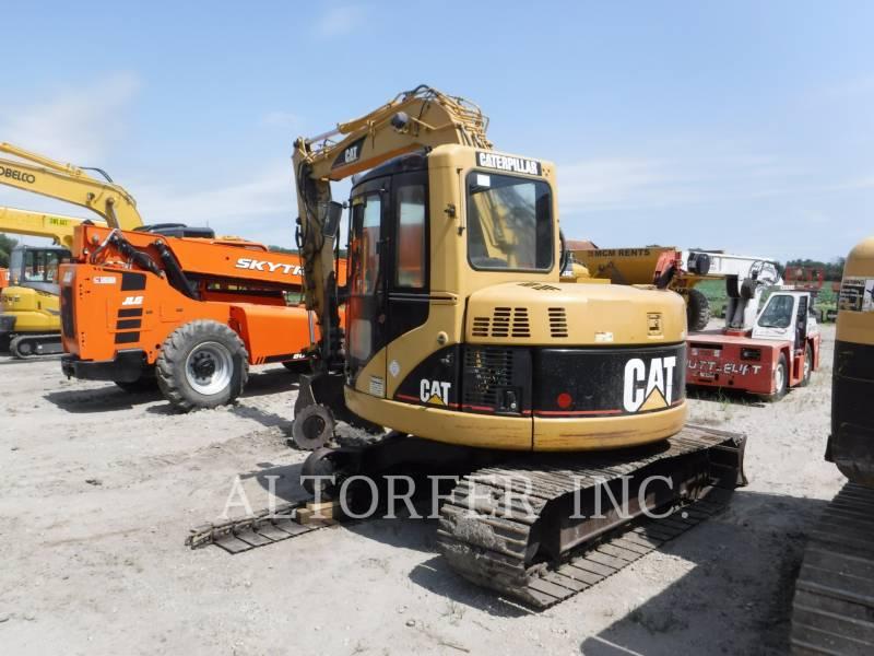 CATERPILLAR TRACK EXCAVATORS 308C CR equipment  photo 4