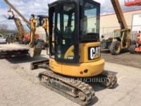 CATERPILLAR PELLES SUR CHAINES 303ECR equipment  photo 3