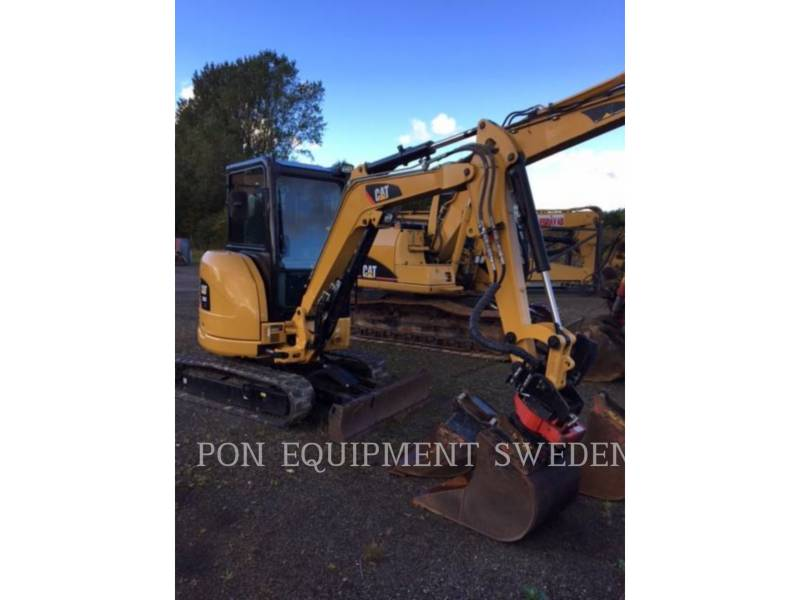 CATERPILLAR PELLES SUR CHAINES 303 E CR equipment  photo 3