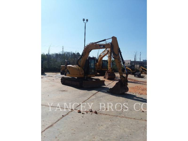 CATERPILLAR EXCAVADORAS DE CADENAS 308C RUBER equipment  photo 7