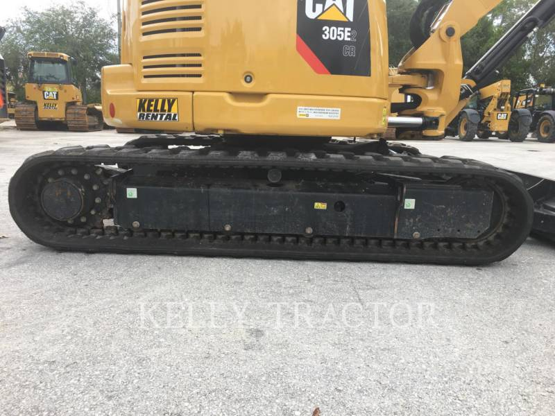 Caterpillar EXCAVATOARE PE ŞENILE 305E2CR equipment  photo 9