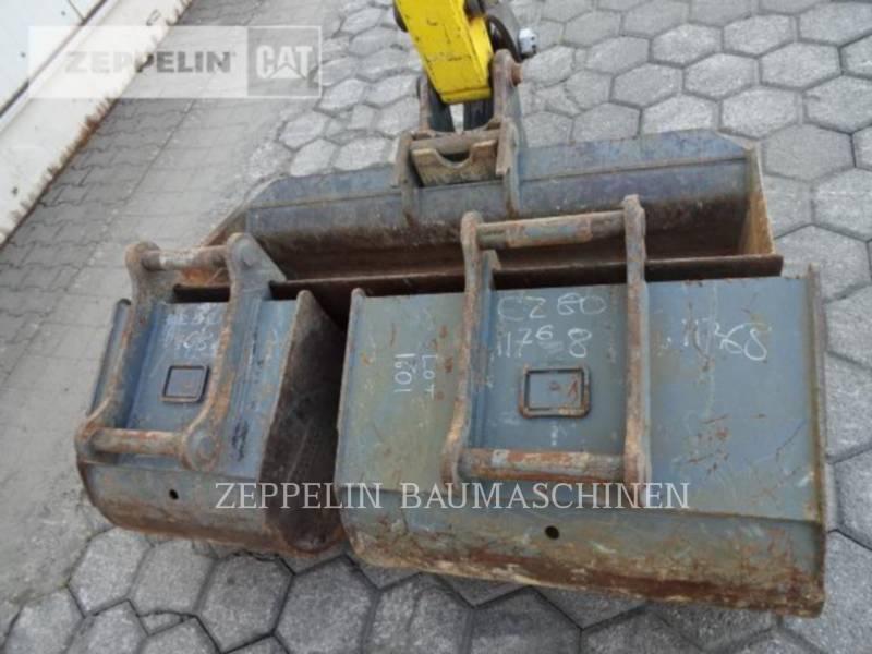 WACKER CORPORATION KETTEN-HYDRAULIKBAGGER EZ80 equipment  photo 14