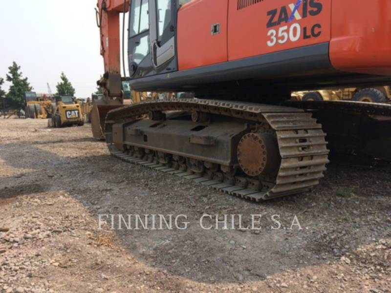HITACHI PELLES SUR CHAINES 350LC 3 equipment  photo 5